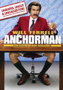 Anchorman: The Legend Of Ron Burgundy [Full Frame] [Unrated] [Extended Edition]