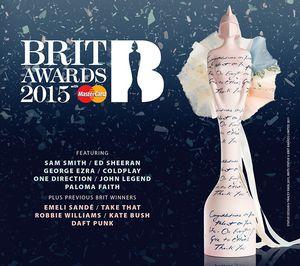 Brits Album 2015 [Import]