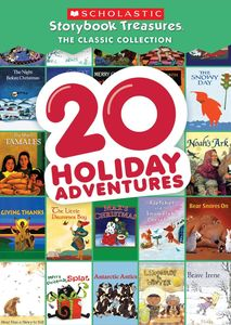 20 Holiday Adventures - Scholastic Storybook Treasures: The Classic