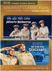 Greatest Classic Films: Stars & Stripes Comedy Double Feature (Mister Roberts /  No Time for Sergeants)