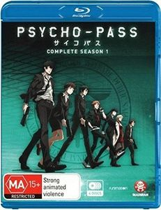 Psycho-Pass: The Complete Season 1 [Import]