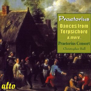 Dances from Terpsichore & Other 17th Century Dance
