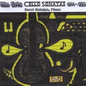 Cello Sonatas #11-20 DVD