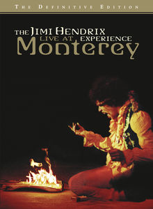 American Landing: Jimi Hendrix Experience Live At Monterey