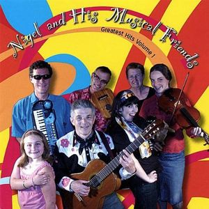 Nigel & His Musical Friends-Greatest Hits 1