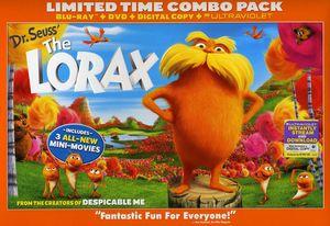 Dr. Seuss' the Lorax (2012)