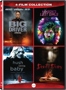 Lifetime Scary Movie 4-Film Collection
