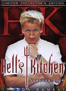 Hell's Kitchen: Seasons 1-4