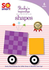 So Smart! Baby's Beginnings: Shapes