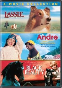 Lassie /  Andre /  Black Beauty