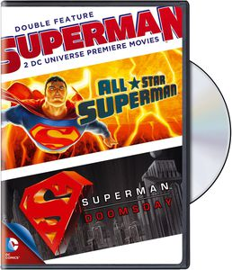 Dcu Superman Double Feature