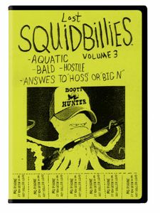 Squidbillies: Volume 3