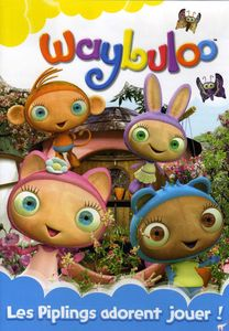 Waybuloo Piplings Love to Play [Import]