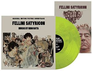 Fellini Satyricon (Original Motion Picture Soundtrack)