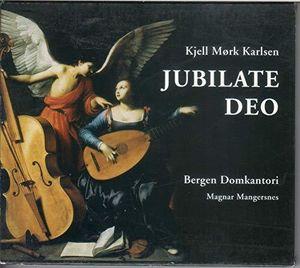 Jubilate Deo /  25 Motetter K. Mork Karlsen