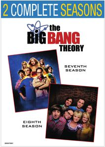 The Big Bang Theory: Season 7 and Season 8