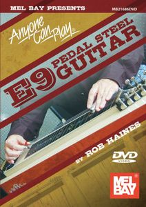 Anyone Can Play E9 Pedal Steel Guitar