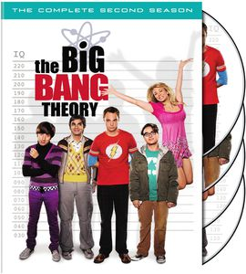The Big Bang Theory: The Complete Second Season