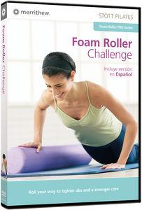 Stott Pilates: Foam Roller Challenge