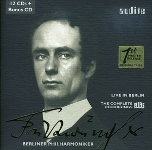 Edition Wilhelm Furtwangler: Complete Rias Record