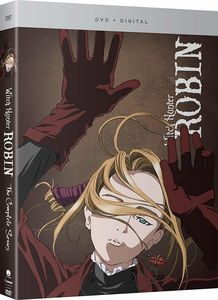 Witch Hunter Robin: The Complete Series