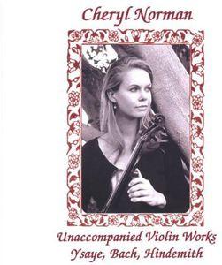 Unaccompanied Violin Works