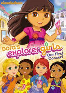 Dora the Explorer: Dora's Explorer Girls - Our