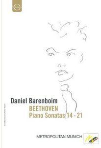 Piano Sonatas 14-21