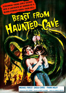 Beast From Haunted Cave