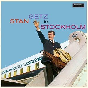 Stan Getz in Stockholm [Import]