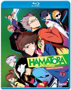 Hamatora the Animation