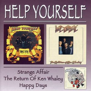 Strange Affair /  Return of Ken Whaley Plus Happy [Import]