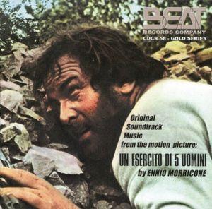 Un Esercito Di 5 Uomini (The Five Man Army) (Original Soundtrack) [Import]