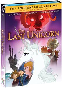 The Last Unicorn (The Enchanted Edition)