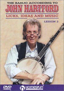 The Banjo According to John Hartford: Volume 2