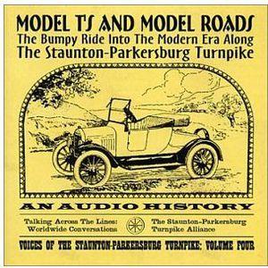 Bumpy Ride Into the Modern Era Along the Staunton-Parkersburg Turnpike