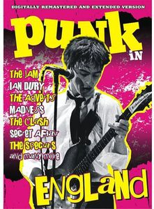 Punk in England [Import]