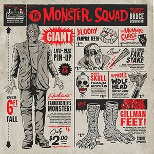 Monster Squad (Original Soundtrack) [Import]