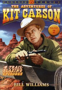 The Adventures of Kit Carson: Volume 2