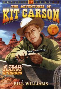 The Adventures of Kit Carson: Volume 2