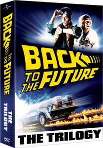 Back To The Future 25th Anniversary Trilogy [WS] [Digipak] [Slipsleeve] [4 Discs] [New Packaging] [Bonus DVD]