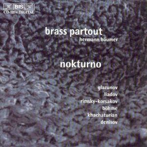 Russian Brass Music /  Nokturno