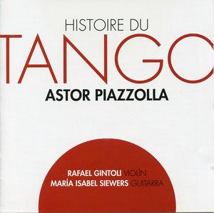 Histoire Du Tango de Astor Piazzolla