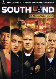 Southland: The Complete Fifth and Final Season (Uncensored)