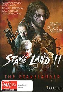 Stake Land II: The Stakelander [Import]
