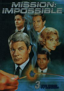 Mission Impossible: The Complete Third TV Season