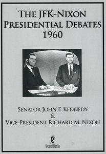 The JFK-Nixon Presidential Debates 1960