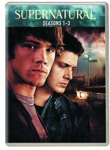 Supernatural: Seasons 1-3