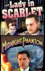 The Lady in Scarlet /  Midnight Phantom
