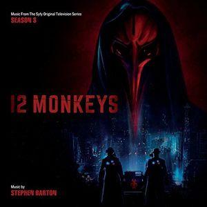 12 Monkeys: Season 3 Music From The Syfy Original Series